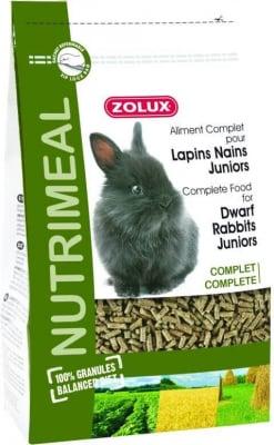 Granulés lapin nain junior NUTRIMEAL