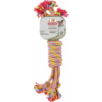 Bobine colorée en corde 35cm
