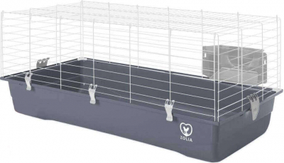 Cage ZOLIA ONYX 100cm Ambiente pour Lapin et Cobaye
