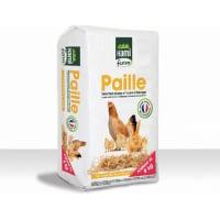 Streu für Zuchtkaninchen und Zuchthühner - 9kg