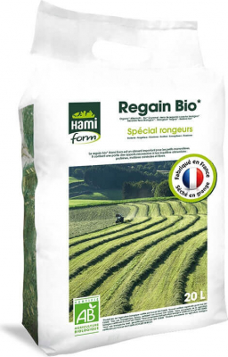 Hamiform Organic Second Cut Hay