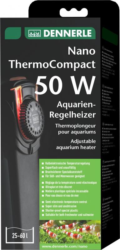 Dennerle Nano ThermoCompact Chauffage thermo-régulé