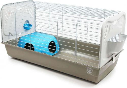 Cage ZOLIA CAESAR pour Lapin et Cochon d'Inde - 100cm