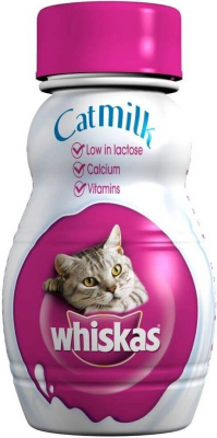 Whiskas Lait pour chats Cat Milk