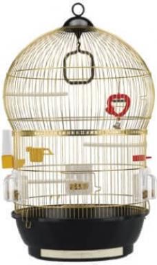 Cage ronde pour oiseaux BALI