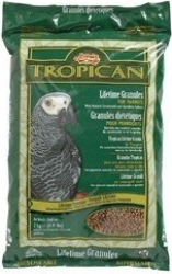 Tropican perroquet Haute Performance - enrichi pour la reproduction 15kg