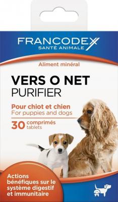 Vers O Net Cachorros & Perros , en comprimidos