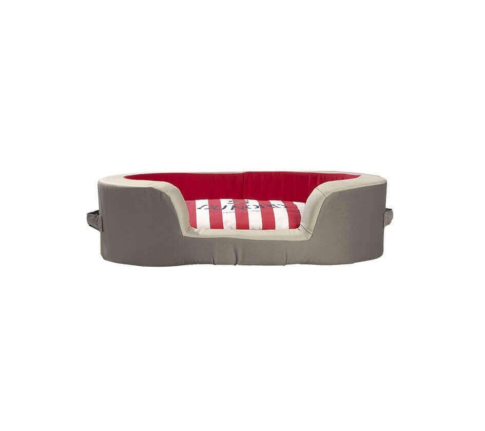 corbeille voile rouge enti rement d houssable panier et corbeille. Black Bedroom Furniture Sets. Home Design Ideas