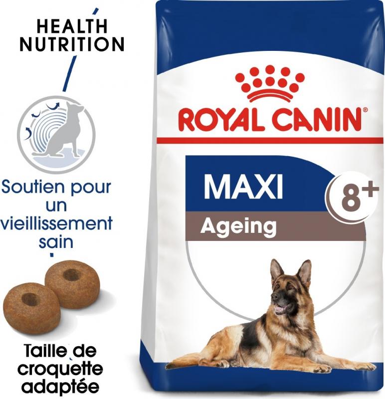 Royal Canin Maxi Adulte Ageing 8 ans et plus