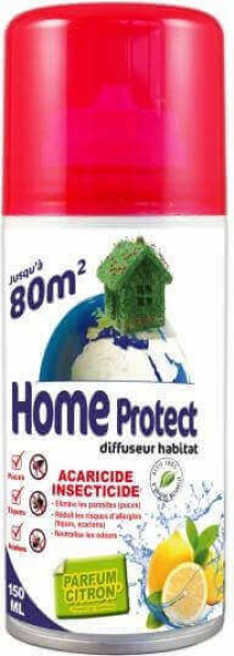 HOME PROTECT diffuseur antiparasitaire parfumé
