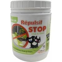 Répulsif Stop chiens et chats granulés d'extérieur