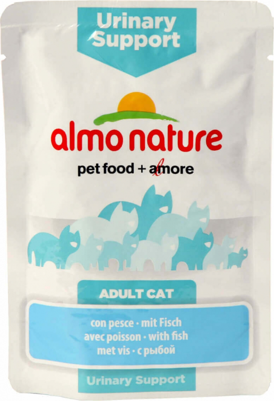 Pâtée ALMO NATURE PFC Urinary Support pour Chat adulte