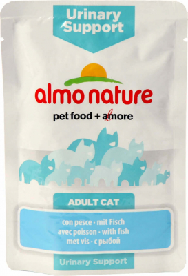 Nassfutter Almo Nature Fonctionnel URINARY - 70g Beutel