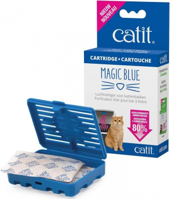 Cartouche anti-odeur Magic Blue