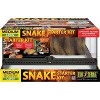 Starter Kit terrarium complet pour serpent