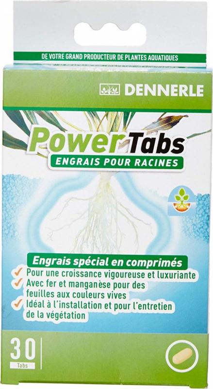 Dennerle Power Tabs engrais pour racines