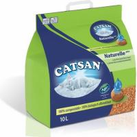 Natürliches Katzenstreu CATSAN Naturelle Plus 10kg
