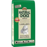 NUTRO Natural Choice ADULT Agneau et riz