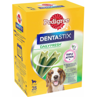 DENTASTIX FRESH para perros medianos