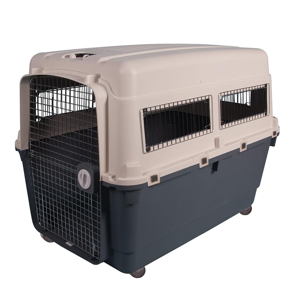 cage de voyage nomad xxxl cage de transport. Black Bedroom Furniture Sets. Home Design Ideas