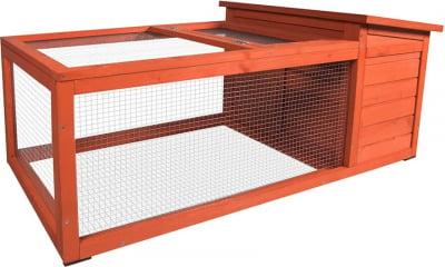 Clapier pour lapins ATTO