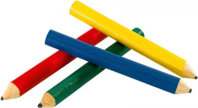 Buntstifte für Nagetiere