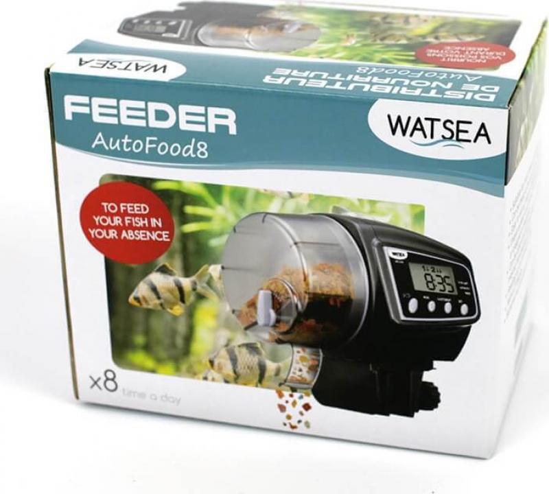 Distributeur de nourriture Watsea AutoFood 8