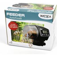 Automatic Fish Feeder Watsea AutoFood 8
