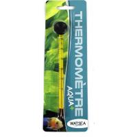 Thermomètre de précision en verre AQUA+ (1)