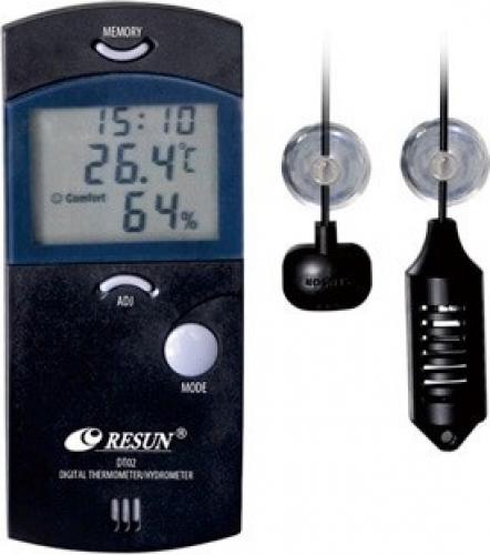 Thermomètre - Hygromètre digital TH DIGITAL Haut de gamme