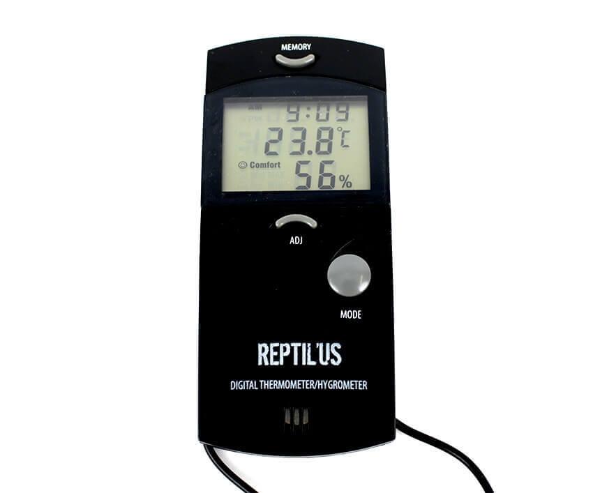 Thermom tre hygrom tre digital th digital haut de gamme accessoires - Thermometre interieur precis ...