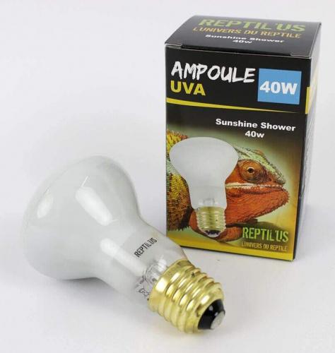 Daylight bulb E27 Sunshine Shower UVA