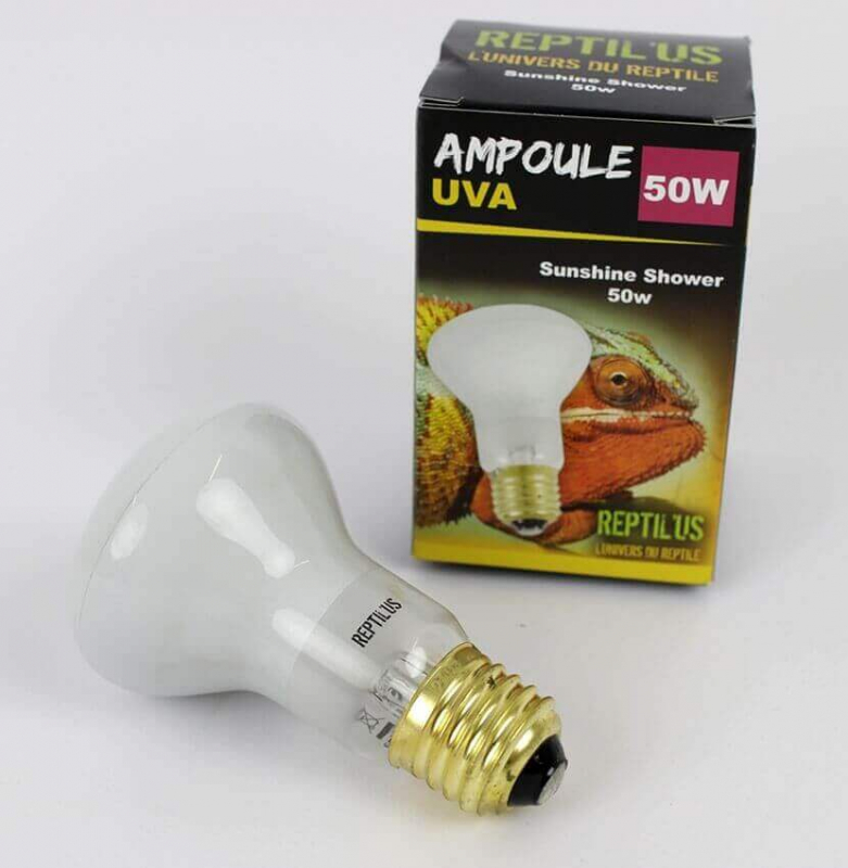Daylight bulb E27 Sunshine Shower UVA