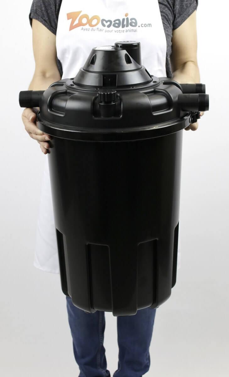 Filtro para estanque watpond pressure 18000 filtros para for Filtro para estanque