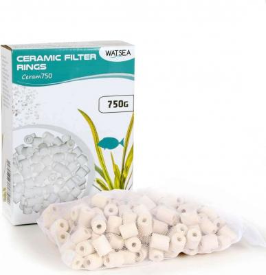 Céramique/Filtration biologique