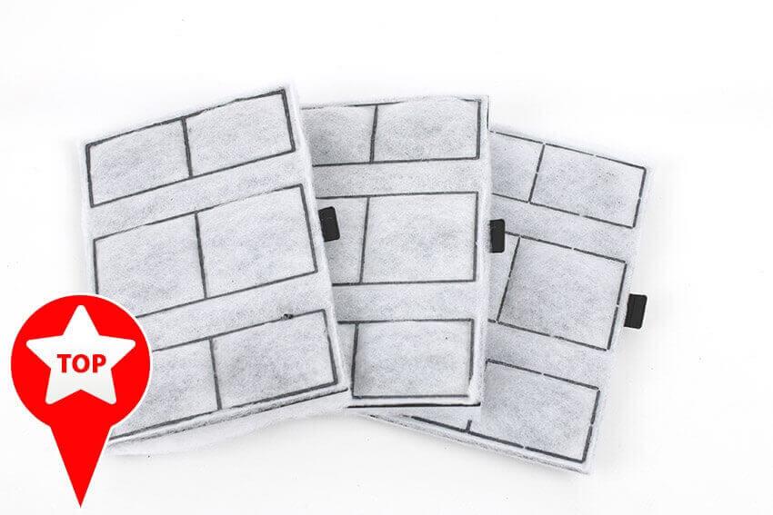Cartouches de rechange pour filtre Aqua Corner 720 (X3)_0