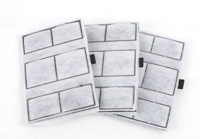 Cartouches de rechange pour filtre Aqua Corner 720 (X3)