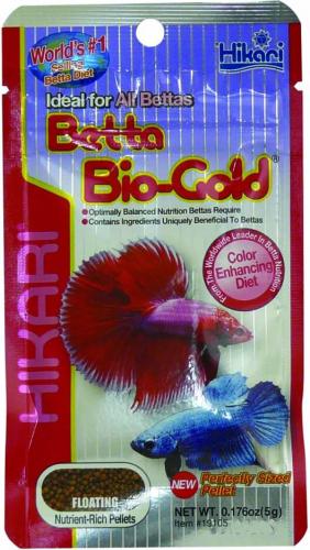 Nourriture pour combattants hikari betta biogold 2 for Nourriture combattant