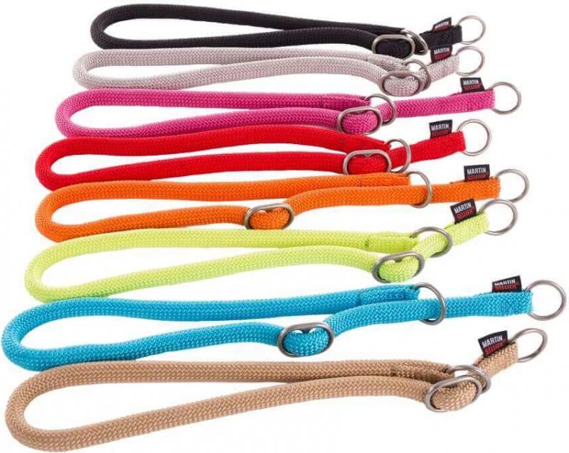 Collier semi-étrangleur - Plusieurs coloris