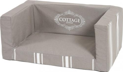 canap d houssable cottage panier et corbeille. Black Bedroom Furniture Sets. Home Design Ideas