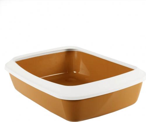 bac liti re iriz 50 retro caramel pour chat. Black Bedroom Furniture Sets. Home Design Ideas