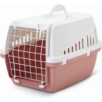 Panier de transport TROTTER 1 Retro rose pastel