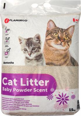 Klumpstreu für Katzen