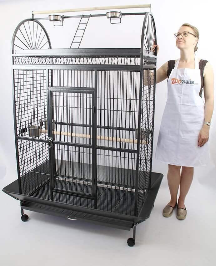 Cage perroquet ZOLIA ARATINGA_1
