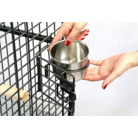 Cage perroquet ZOLIA ARATINGA - 180cm