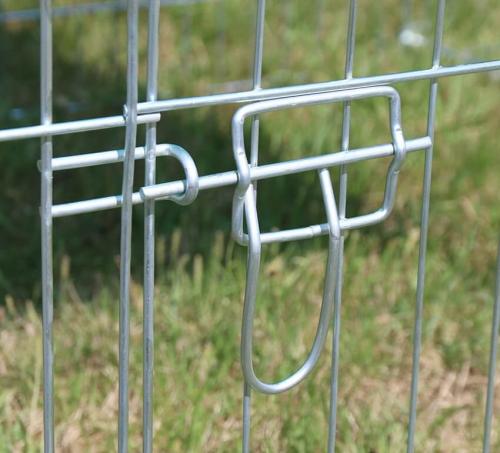 Enclos, cage d'extérieur fermé ZOLIA TITO 220cm_2