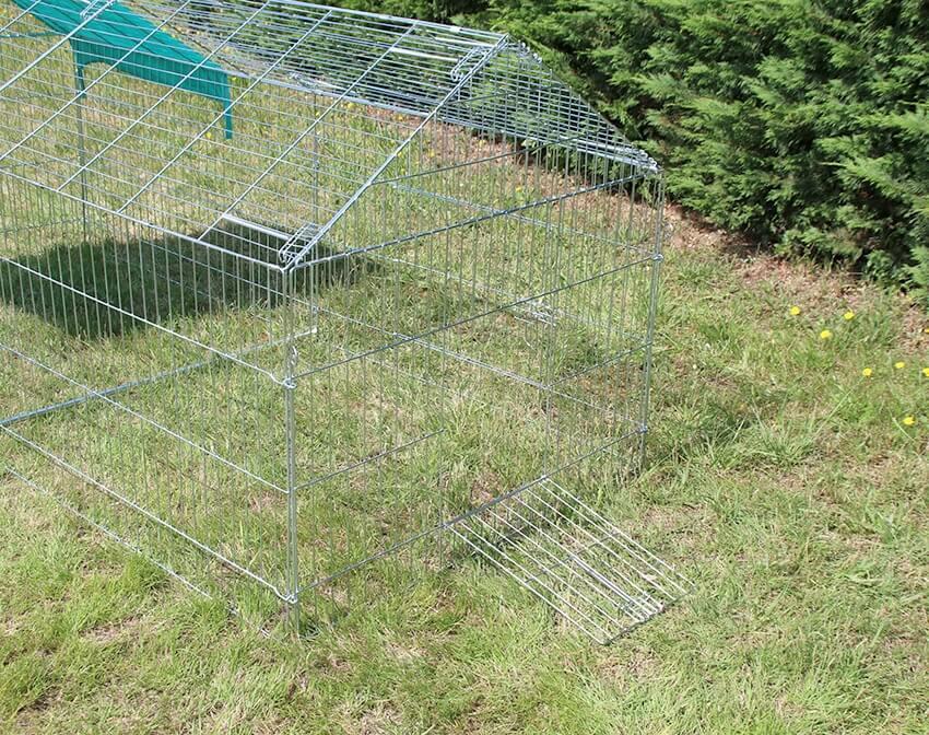 Enclos, cage d'extérieur fermé ZOLIA TITO 220cm_4