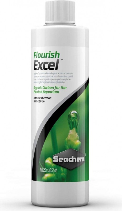 Carbone liquide Flourish Excel