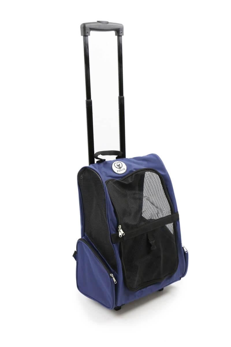 Sac de transport à roulettes ZOLIA Trolley IVY BLUE_6
