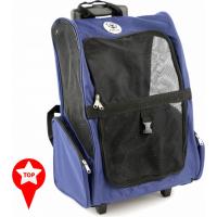 Sac de transport à roulettes ZOLIA Trolley IVY BLUE (1)